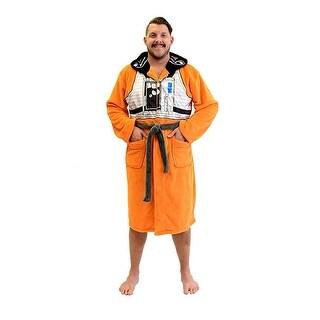 Star Wars X-Wing Pilot Adult Fleece Robe - Multi
