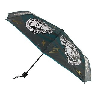 BioWorld Color Changing Harry Potter Compact Umbrella - Black - One size