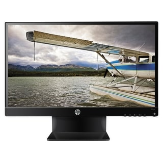 "HP Pavilion 20vx 20"" IPS LED Backlit Monitor 1600x900 Full HD VGA DVI"