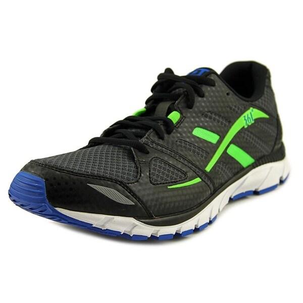 361 Zomi Men US 11 Black Running Shoe