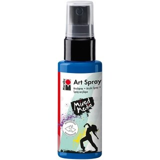 Marabu Art Spray 50Ml-Gentian (Violet)
