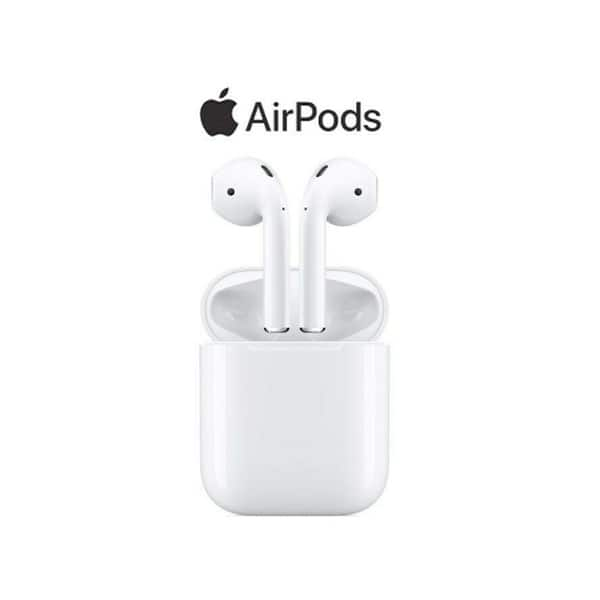 Shop Apple Airpods With Wireless Charging Case 2nd Generation