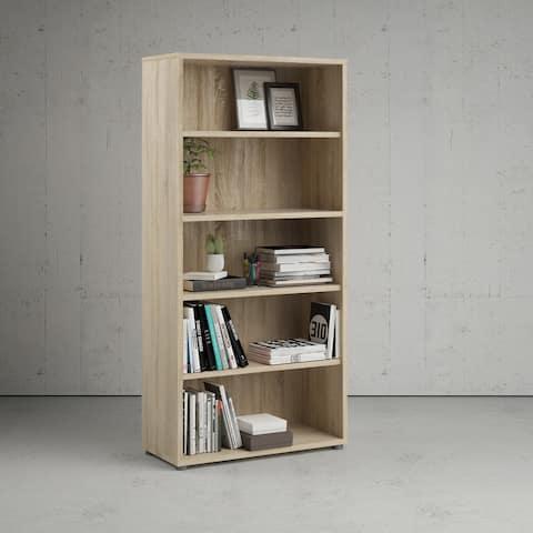 Porch & Den Pierce 5-shelf Bookcase