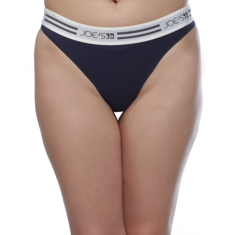 Joe's Jeans Women's Summer Vibes Cotton Thong