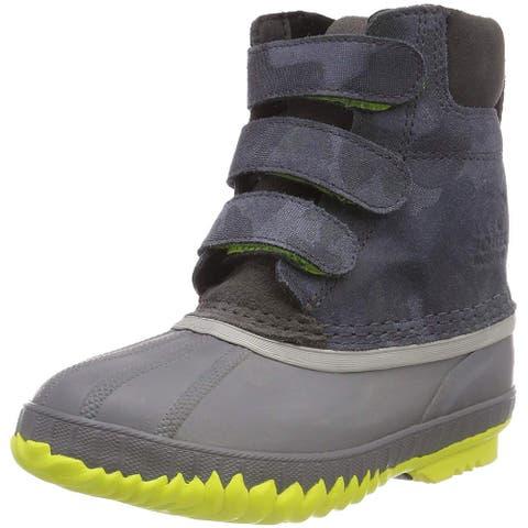 Kids Sorel Girls 1822222089 Ankle Snow Boots