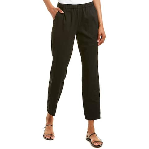 Theory Northsound Linen-Blend Pant
