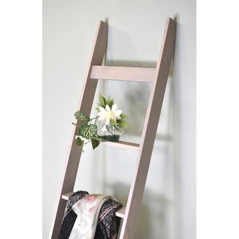 6ft Country Chic Blanket Ladder - Modern Farmhouse