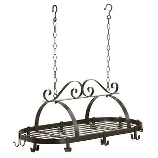 Hanging Pot Rack|https://ak1.ostkcdn.com/images/products/is/images/direct/6cd4258559871f5afa45c26672e1a1894f607011/Hanging-Pot-Rack.jpg?_ostk_perf_=percv&impolicy=medium