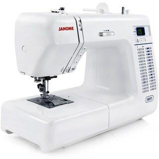 Janome 8077 30-Stitch Computerized Sewing Machine