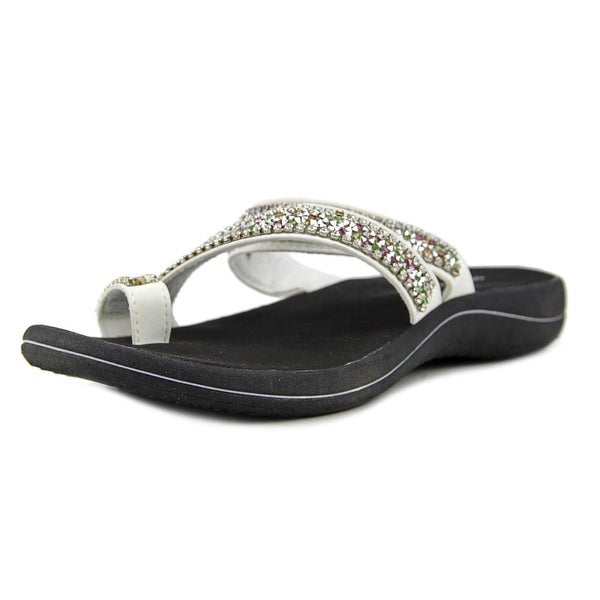Easy Street Glance Women White Sandals