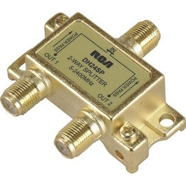 RCA 2-Way 2.4Ghz Splitter