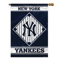 Fremont Die Inc New York Yankees House Banner 1- Sided House Banner