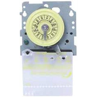 24 Hr Mechanical Time Switch Mechanism Only Spst 120 Volt