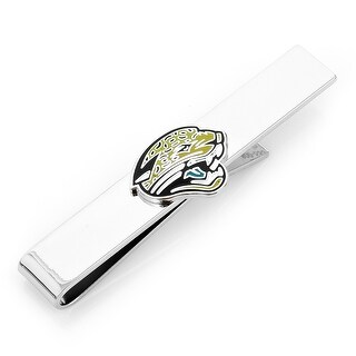 Jacksonville Jaguars Tie Bar - Silver