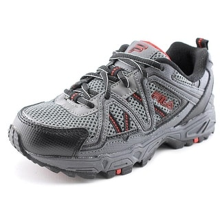 Fila Ascente 14 Round Toe Synthetic Trail Running