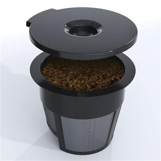 Just A Cup Reusable Single Serve K Cup for Keurig Brewers, Pac