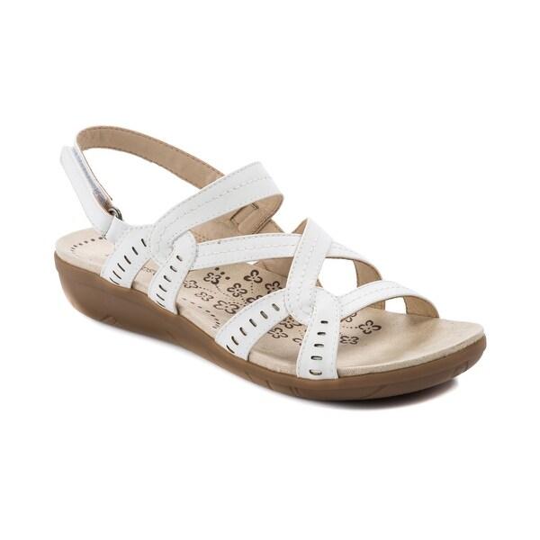 Baretraps Jacey Women's Sandals & Flip Flops White