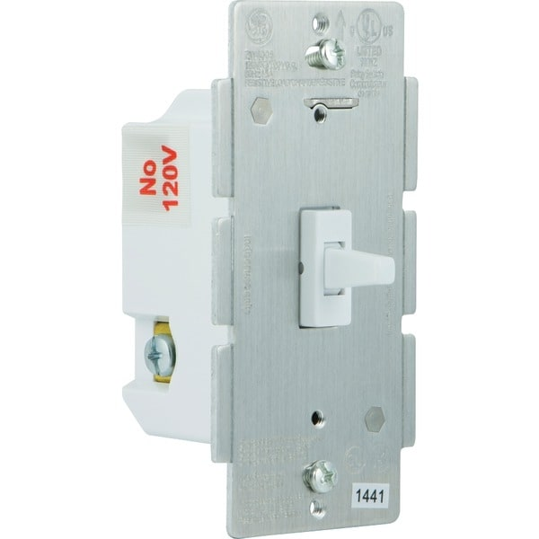 Ge 12727 Z-Wave(R) In-Wall Toggle On/Off Switch