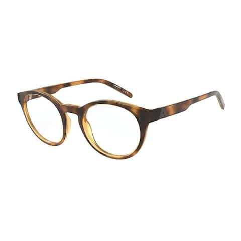 Arnette AN7182 2675 49 Shiny Havana Man Phantos Eyeglasses