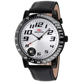 Link to Seapro Men's Raceway Silver Dial Watch - SP5110 - One Size Similar Items in Men's Watches