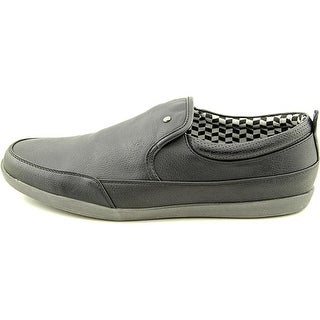 Madden Mens Hixon Canvas Slip On Dress