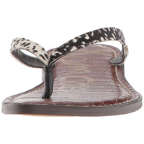 517e06f52fa3 Shop Sam Edelman Women s Gracie Flip-Flop - Free Shipping On Orders ...