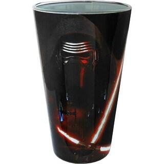 Star Wars Ep7 Kylo Ren 16oz Pint Glass