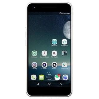 Luna 1 TG-L800S 16GB Unlocked GSM 4G LTE Quad-Core Phone w/ 13MP Camera - Warm Silver - warm silver