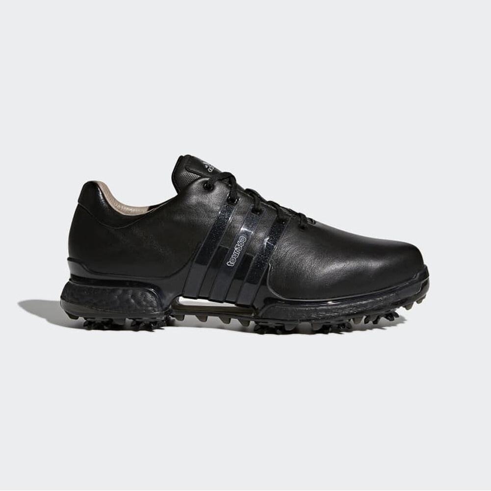 Shop New Men S Adidas Tour 360 Boost 2 0 Golf Shoes Core Black Core Black Core Black F33728 F33794 Overstock 28389743