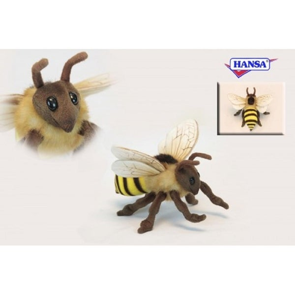 Shop Pack Of 4 Life Like Handcrafted Extra Soft Plush Honey Bee