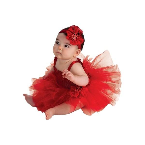 Infant Ladybug Tutu Dress