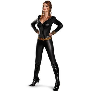 Disguise Black Widow Bustier Adult Costume (2 options available)
