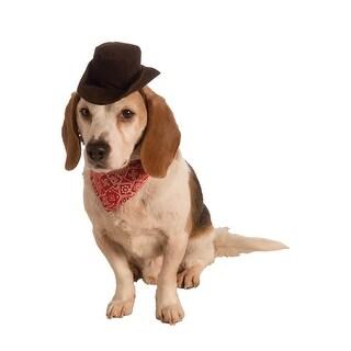 Rubies Pet Cowboy Set