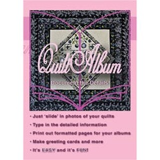 Version 2 - QuiltAlbum DVD