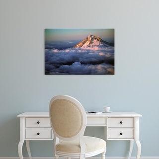 Easy Art Prints Janis Miglavs's 'Oregon Cascades' Premium Canvas Art