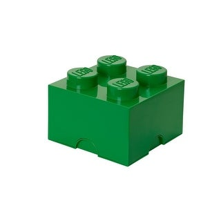 Lego Storage Brick 1 Drawer Dark Green - Multi