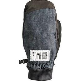 Rome Snowboards Men's Authentic Mitt Gloves - Tan