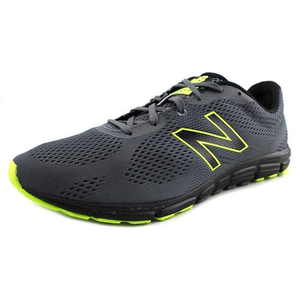 New Balance M600 Men Round Toe Synthetic Gray Running Shoe