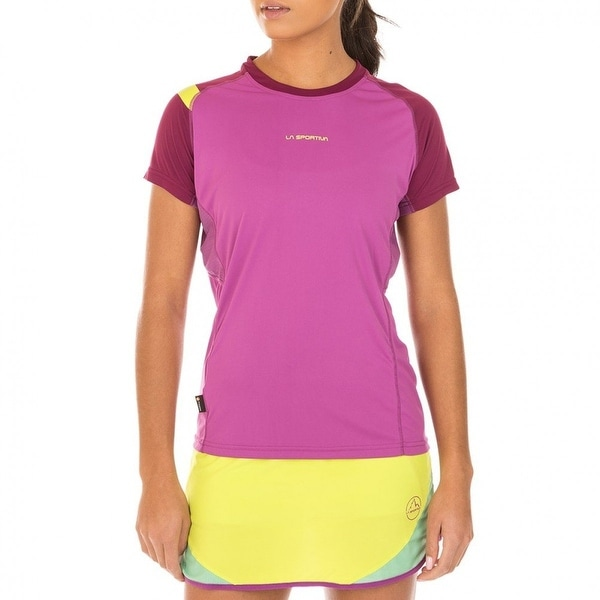 2556d4cf682 Shop La Sportiva Women's Move T-Shirt - Purple/Plum - M - On Sale - Free  Shipping On Orders Over $45 - Overstock - 26232733