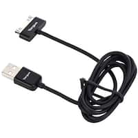 Targus 30 Pin Sync & Charge Cable (Apple MFi Certified)