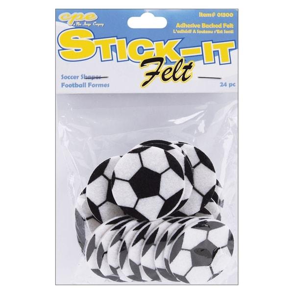 Feltables Shapes 36/Pkg-Soccer Balls