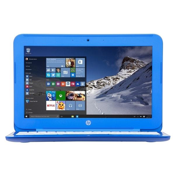 Refurbished - HP Stream 13-c110ca 13.3 Laptop Intel N3050 1.6GHz 2GB 32eMMC Windows 10