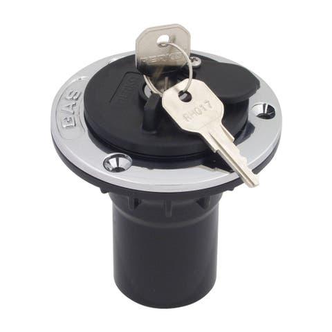 "Perko Gas Fill w/ Locking Cap f/ 1-1/2"" Hose"