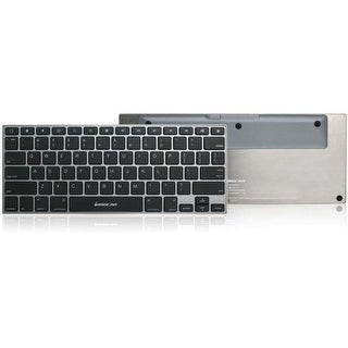 """""""IOGear GKB641B Iogear KeySlate Ultra-Slim Bluetooth 4.0 Keyboard for iOS Devices - Wireless Connectivity - Bluetooth -"""
