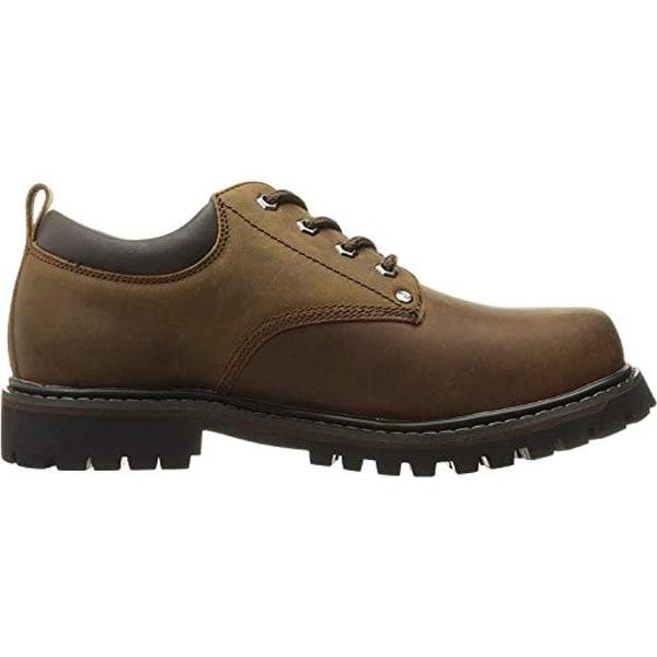 Tom Cats Utility Shoe, Dark Brown