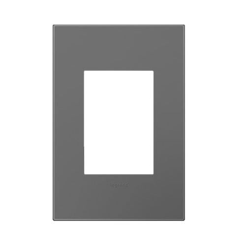 Legrand AWP1G3MG4 Adorne 1-Gang+ Wall Plate - 3.5 Inches Wide