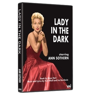 Lady In The Dark - Black And White Musical Drama - 1 Dvd