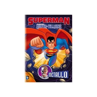 SUPERMAN SUPER VILLAINS-METALLO (DVD/VALUE/FF-16X9)