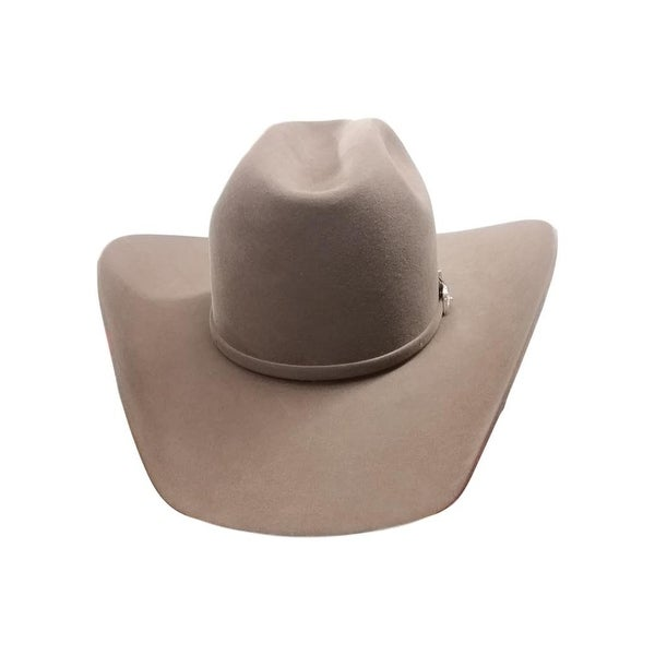 457e285978a Shop American Cowboy Hat Mens Felt Minneck 7X Cattleman - Free ...