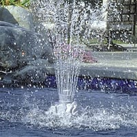 "11"" Rock Shaped Floating Fountain for Swimming Pools or Spas"